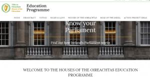 Oireachtas Education Programme